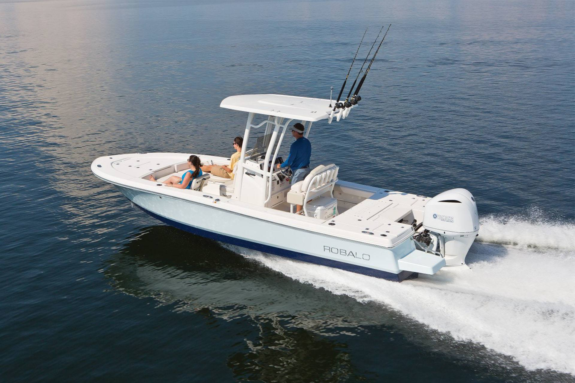 What Makes Robalo Different from Other Boats?
