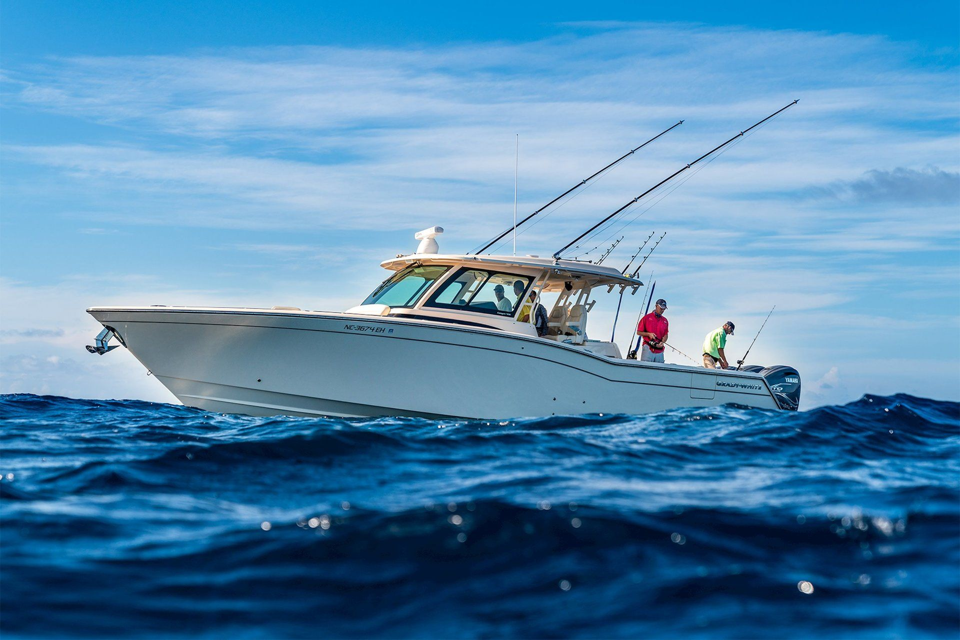 How Are Grady-White Boats Made?