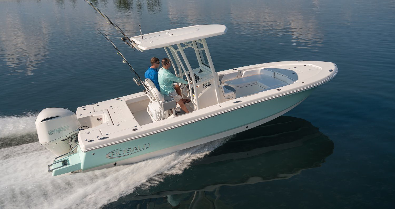 An Overview of the Robalo 246 Cayman